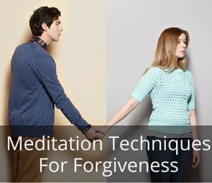 Meditation Techniques For Forgiveness Post