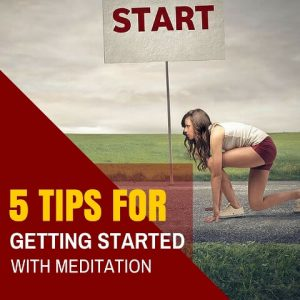 5 Tips For Getting Started With Meditation post