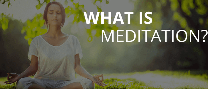 What is Meditation Featured