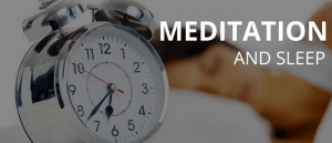 Meditation and Sleep featured