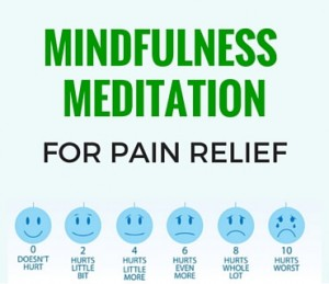 Mindfulness Meditation For Pain Relief Post