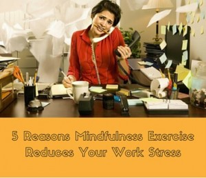 5 Reasons Mindfulness Exercise Reduces Your Work Stress Post