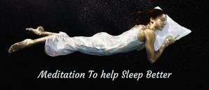 Meditation To help Sleep Better Featured