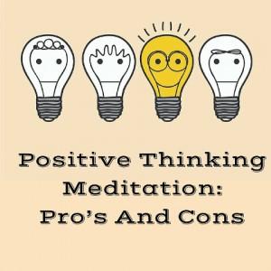Positive thinking Post