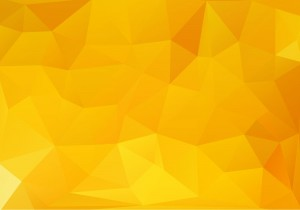 vector-yellow-abstract-background