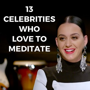 13 Celebrities Who Love To Meditate Post Image