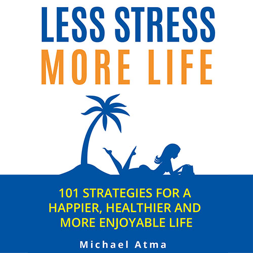 less stress more life